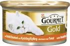 Gourmet Gold Oxkött & Kyckling i Tomatsås 85 g
