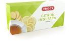 Grönt te Citron Ingefära 20 tepåsar