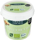 Green Choice Jordnötssmör Crunchy Hink 1 kg