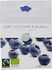 Green Dream Dark Chocolate & Blueberry 55 g