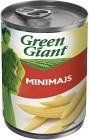 Green Giant Minimajs 410 g