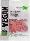 Green Star Peach Rings 80 g