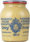 Grey Poupon Dijonsenap 500 ml
