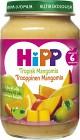 HiPP Fruktpuré Tropisk Mangomix 6M 190 g