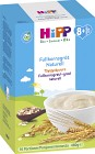 HiPP Fullkornsgröt Naturell 8M 480 g