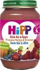 HiPP Fruktpuré Röda Bär & Äpple 6M 190 g