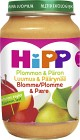 HiPP Fruktpuré Plommon & Päron 6M 190 g