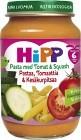 HiPP Pasta med Tomat & Squash 6M 190 g