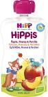 HiPPis Smoothie Äpple Ananas & Persika 6M 100 g