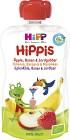 HiPPis Smoothie Äpple Banan & Jordgubbar 6M 100 g