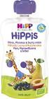 HiPPis Smoothie Päron Plommon & Svarta Vinbär 4M 100 g