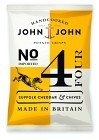 John & John Crisps Suffolk Cheddar & Chives 40 g