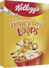 Kellogg's Honey Bsss Loops 375 g