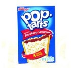 Kellogg's Pop Tarts Strawberry Sensation 8 p