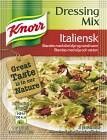 Knorr Dressingmix Italiensk 3x1 dl