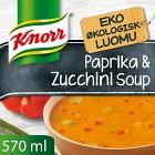 Knorr Paprika & Zucchinisoppa 570 ml