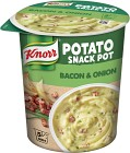 Knorr Potato Snack Pot Bacon & Onion 58 g