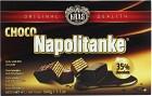 Kras Napolitanke Choklad Wafers 500 g