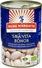 Kung Markatta Små Vita Bönor 400 g