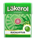 Läkerol Eucalyptus Big Pack 75 g