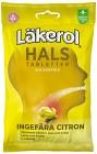 Läkerol Hals Ingefära Citron 65 g