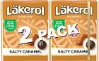 Läkerol Salty Caramel 2 x 25 g