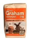 Labans Kvarn Graham Stenmalet Mjöl 2 kg