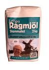 Labans Kvarn Rågmjöl Stenmalet 2 kg