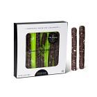 Lakritsfabriken Chocolate Glazed Liquorice Sticks Frosty 180 g