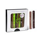 Lakritsfabriken Chocolate Glazed Liquorice Sticks Polka 180 g