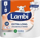 Lambi Hushållspapper Extra Long 2 p