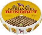 Leksands Knäckebröd Rundrut Normalgräddat 700 g