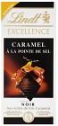 Lindt Excellence Karamell Havssalt 100 g