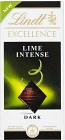 Lindt Excellence Lime Intense 100 g