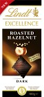 Lindt Excellence Roasted Hazelnut 100 g