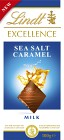 Lindt Excellence Sea Salt Caramel 100 g
