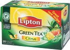 Lipton Clear Green Tea Citrus 20 p
