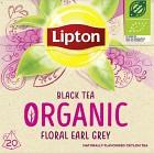 Lipton Organic Floral Earl Grey 20 st