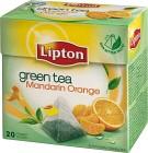 Lipton Grönt Te Mandarin & Apelsin Pyramid 20 p