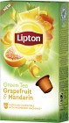 Lipton Grönt Te Grapefruit & Mandarin Tekapslar 10 p