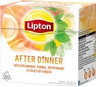 Lipton Herbal Infusion After Dinner 20 p
