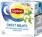 Lipton Herbal Infusion Sweet Nights 20 p