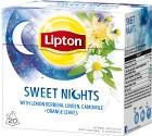 Lipton Herbal Infusion Sweet Nights 20 p
