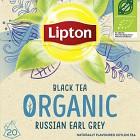 Lipton Organic Russian Earl Grey 20 st