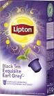 Lipton Svart Te Exquisite Earl Grey Tekapslar 10 p