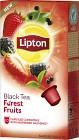 Lipton Svart Te Forest fruit Tekapslar 10 p