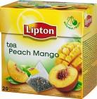 Lipton Te Peach Mango Pyramid 20 p