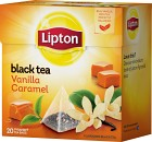 Lipton Te Vanilla Caramel Pyramid 20 p