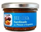 Méditéa Kräm Sardiner med Espelette & Tomat 90 g