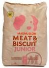Magnusson Meat & Biscuit Junior 4,5 kg
